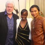 Grace Kerongo and the actors