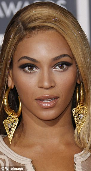 beyonce huge earings