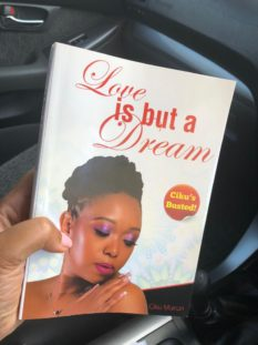 Ciku Muiruri's new book 'Love is but a dream'