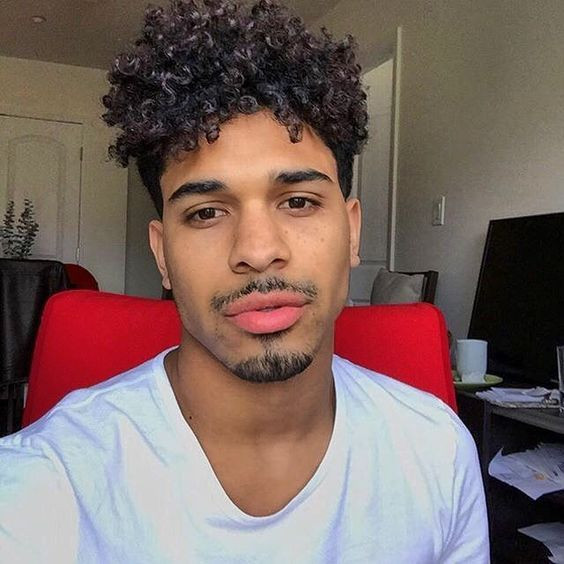 All time favorite black men hairstyles visit New light skin guys with curly hair