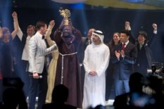 peter tabishi and sheikh mohamed