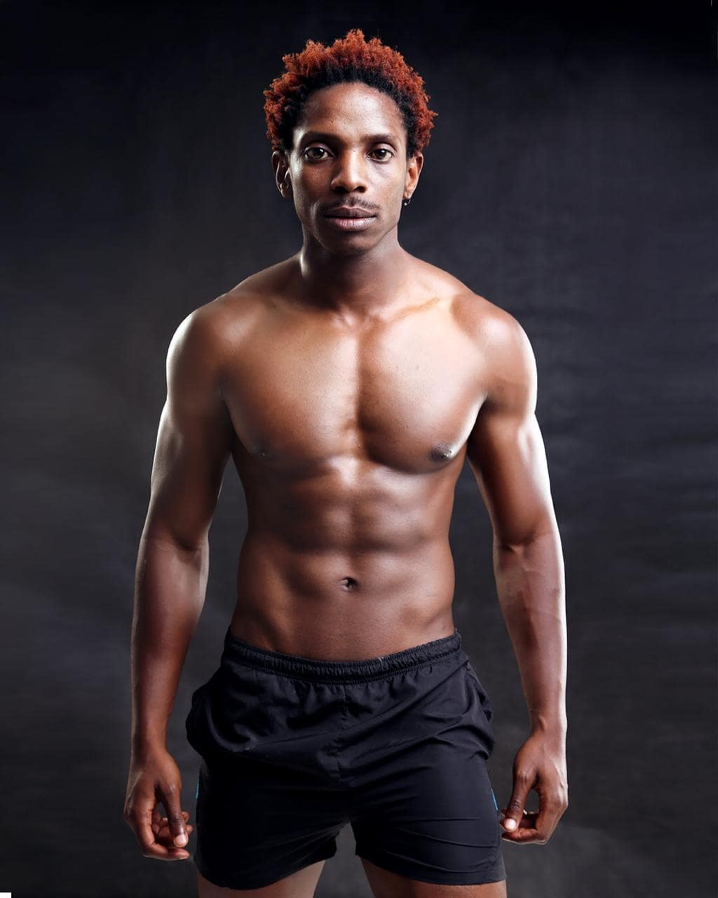 Eric Omondi has grown a lot since he broke up with Chantal