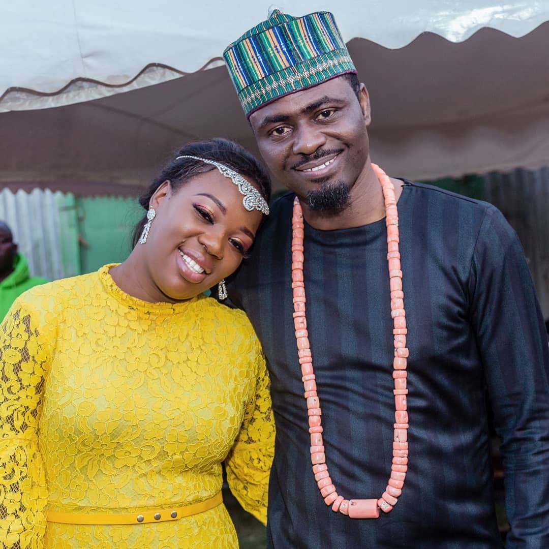 Ruth Matete and her husband John
