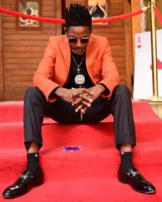 Eric Omondi looking great