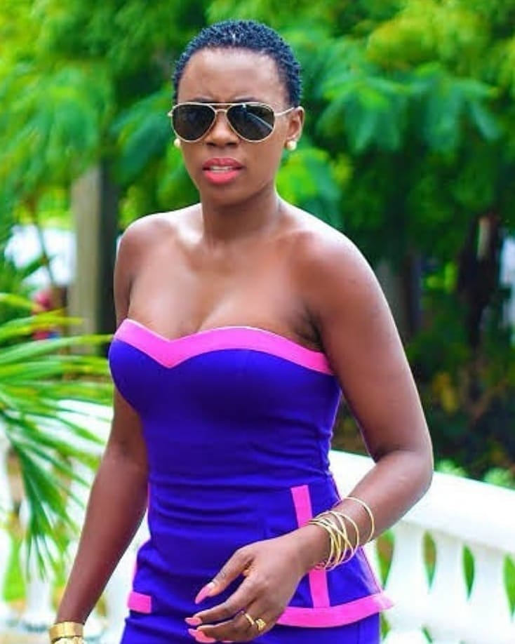Akothee looking glam