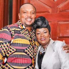 Allan and Kathy Kiuna together