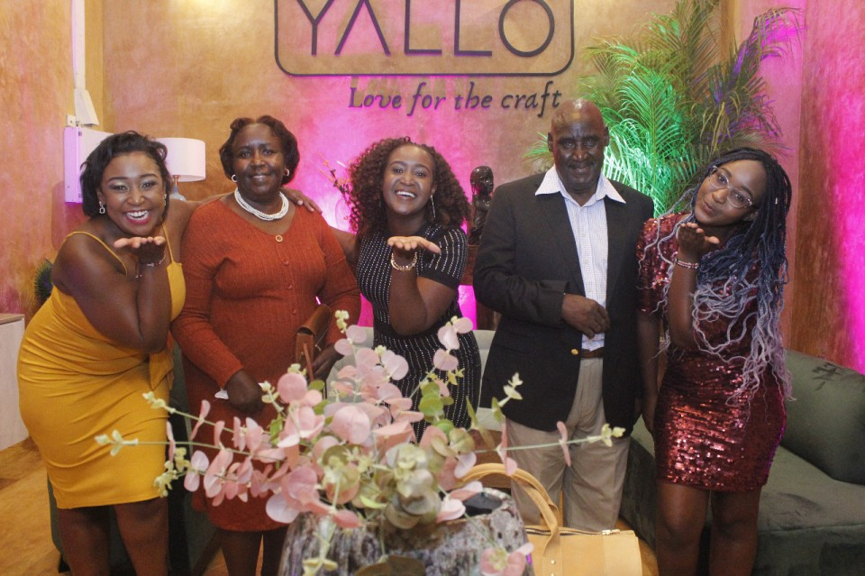 Mercy Kyallo bag store launch 9