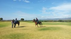 You can enjoy all of the recreational facilities including swimming, tennis, horse riding and more, available at Maiyan