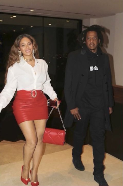 bey and jay vals